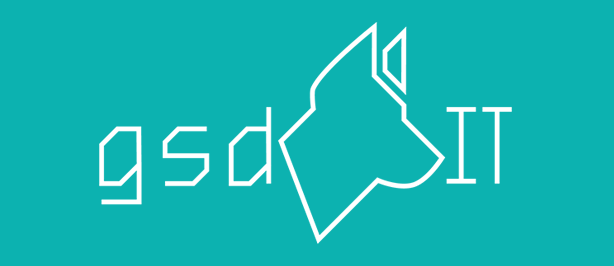 gsd it support logo